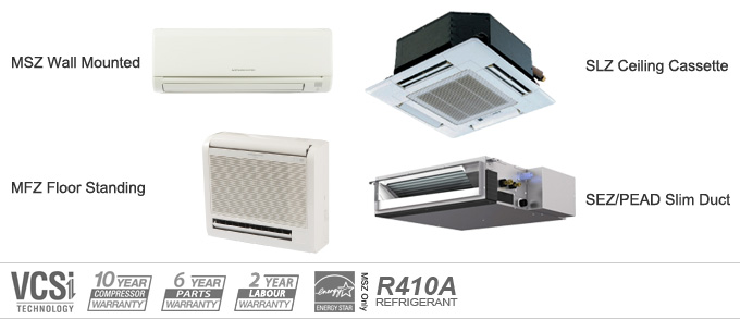 MXS_indoor_banner mitsubishi mr slim m series ductless air conditioners & heat pumps  at gsmx.co