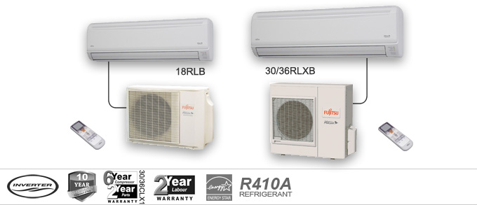 RLB_banner fujitsu halcyon ductless air conditioners & heat pumps in toronto gta  at crackthecode.co