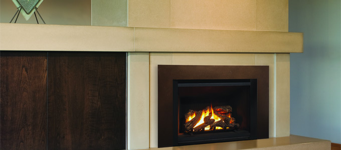 Example of Valor Legend G3.5 Series Fireplaces