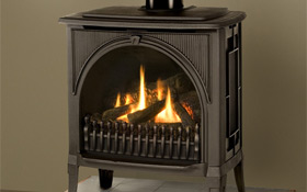 Photo of Valor Modrona Traditional fireplace