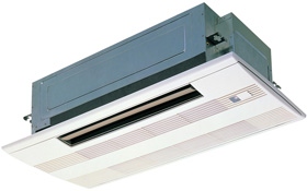 Mitsubishi 1-Way ceiling cassette photo