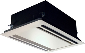 Mitsubishi 2-Way ceiling cassette photo