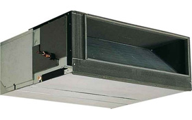 Mitsubishi PEFY-P NMHU-E ceiling concealed photo