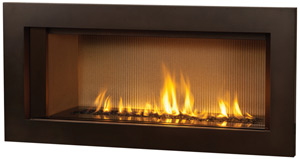 Photo of Valor L1 Linear Murano Glass Fire