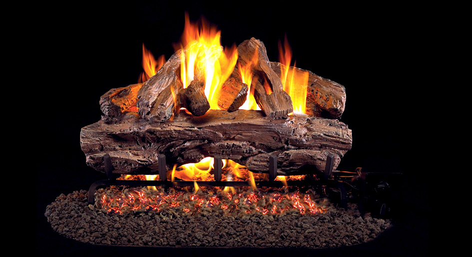 Gas Fireplace gas fireplace log sets : Real Fyre Premium Gas Logs in Toronto GTA Canada