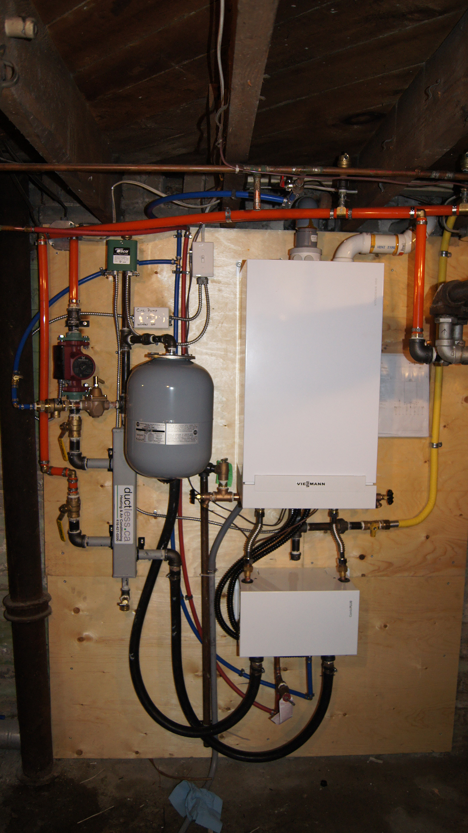 Boiler Amp Combi Boiler Installation In Toronto Gta