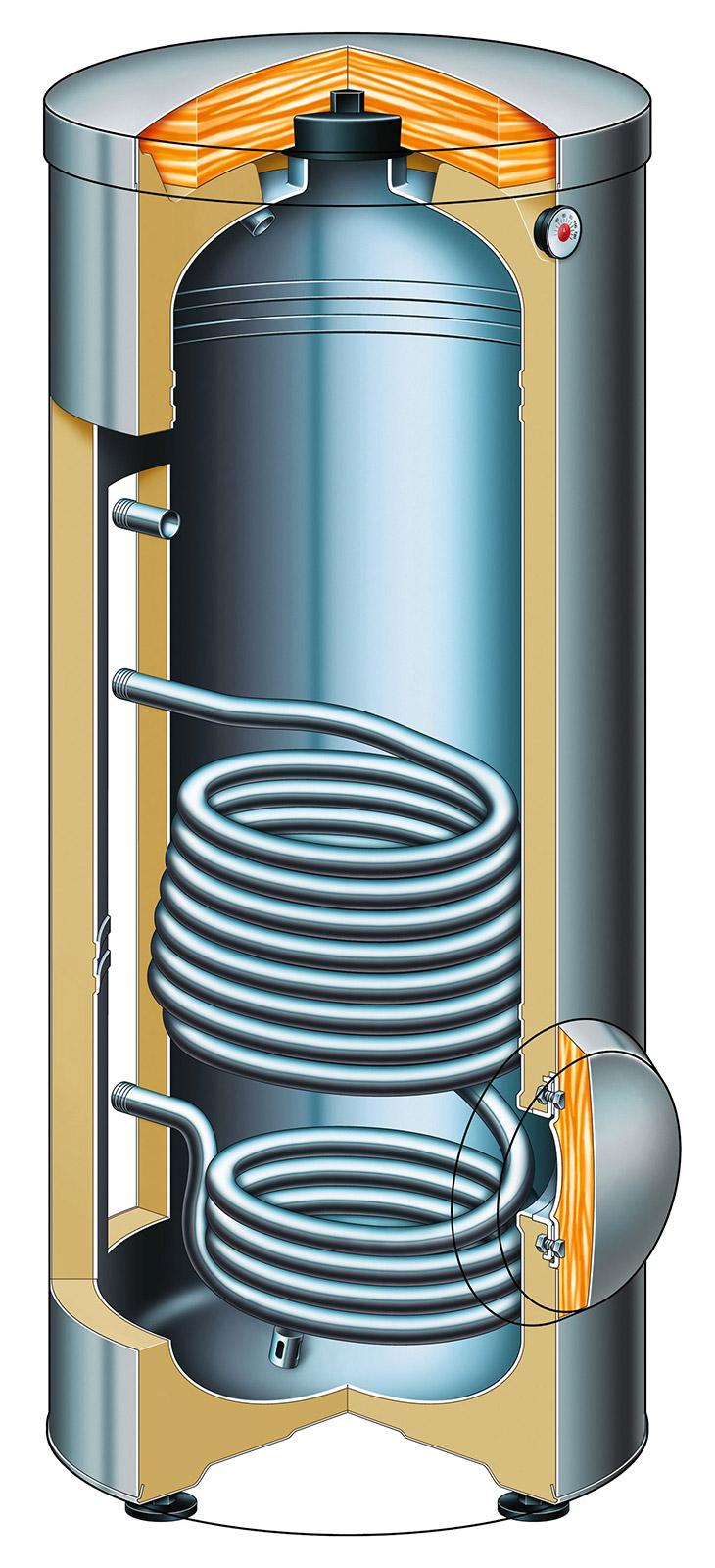 Viessmann Vitocell Domestic Hot Water Tanks in Toronto GTA