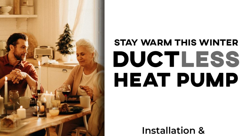 Call The Best HVAC Contractor For Ductless Heat Pumps