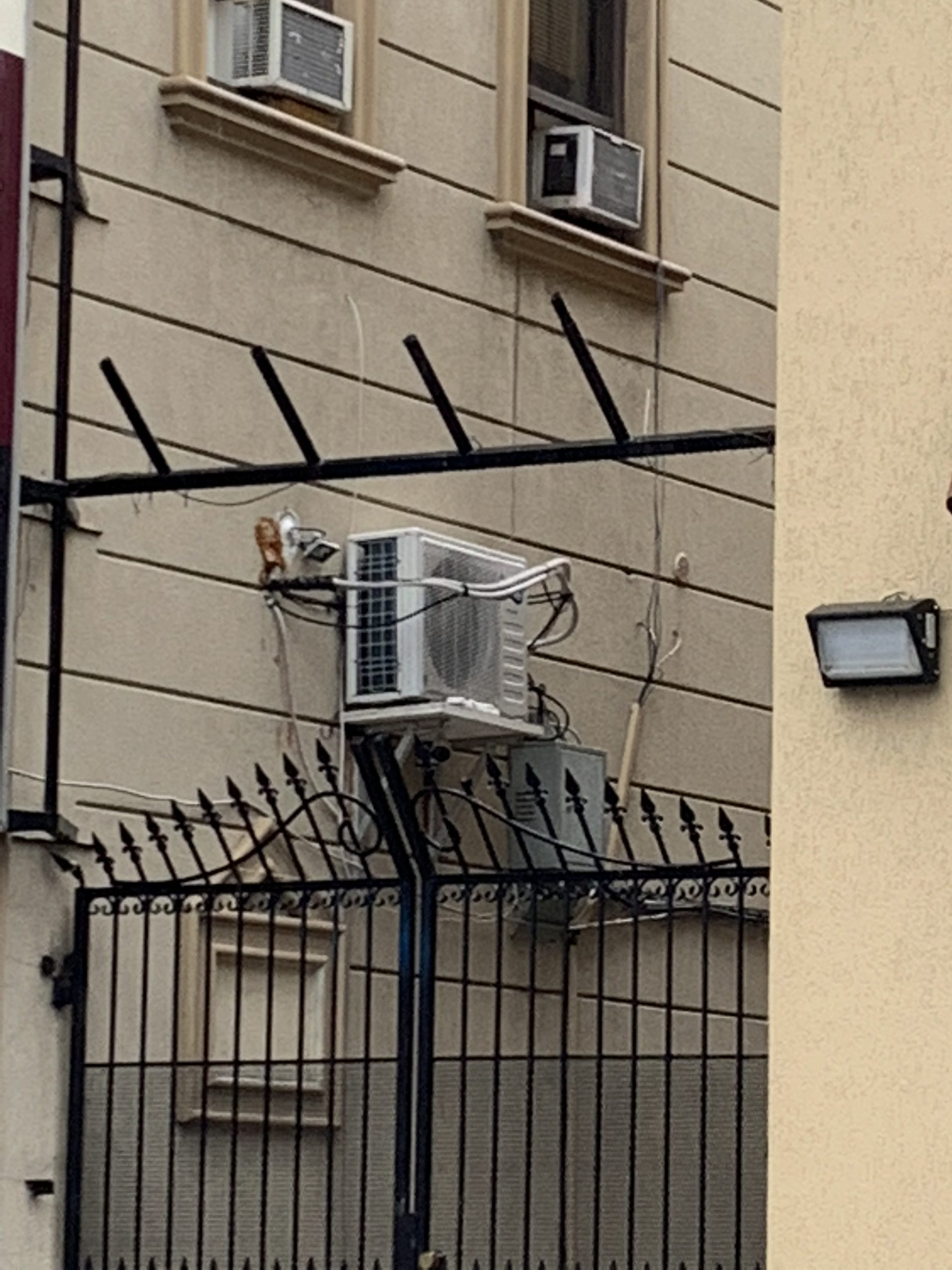 unsafe ductless