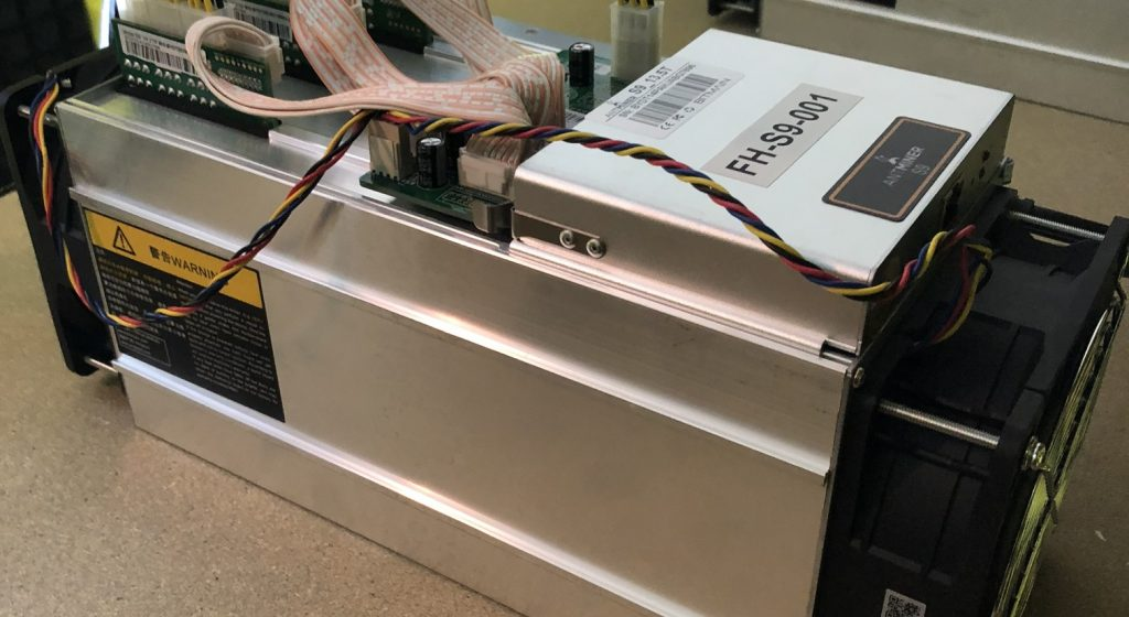 Air Conditioning For Bitcoin Miners