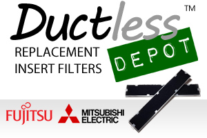 Link to Ductless Depot Online Store