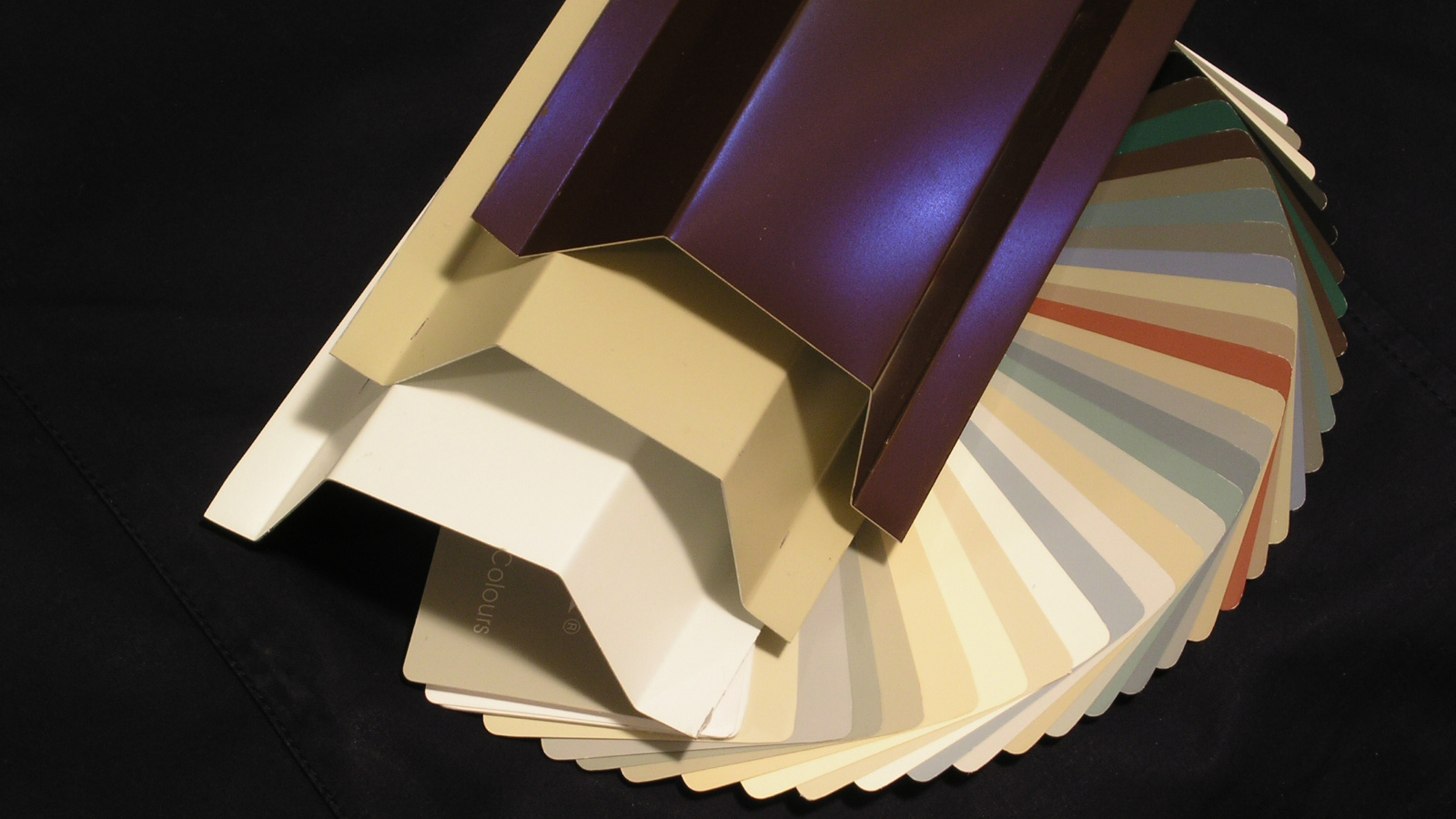 Ductless Line-set Covers Colour Showcase