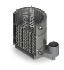 AIC Vertical Heat Exchanger