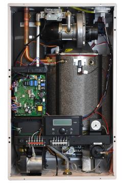 Laars FT Boiler Inside View