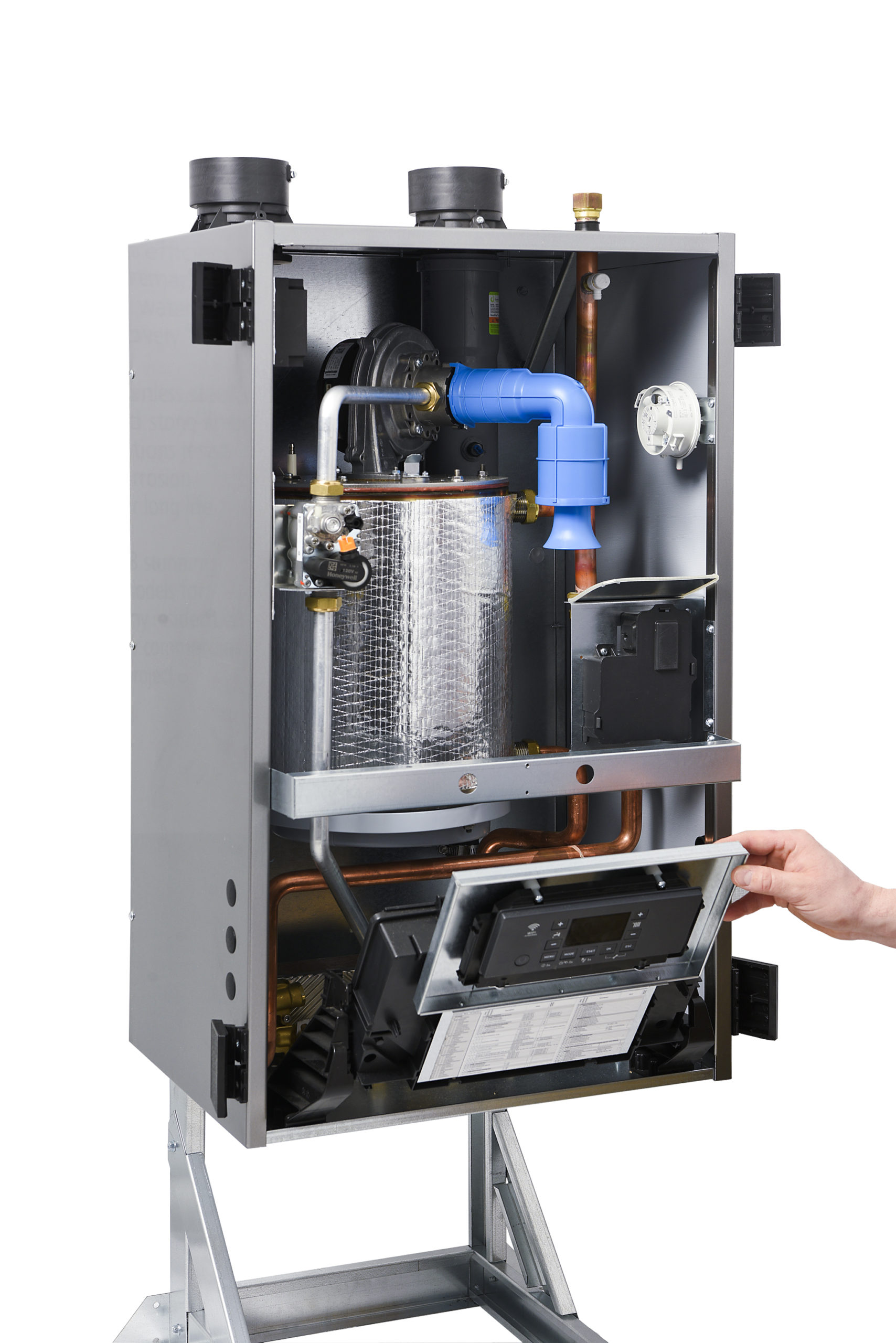 NTI FTVN Boiler Inside View