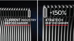 Xtratech Heat Exchanger